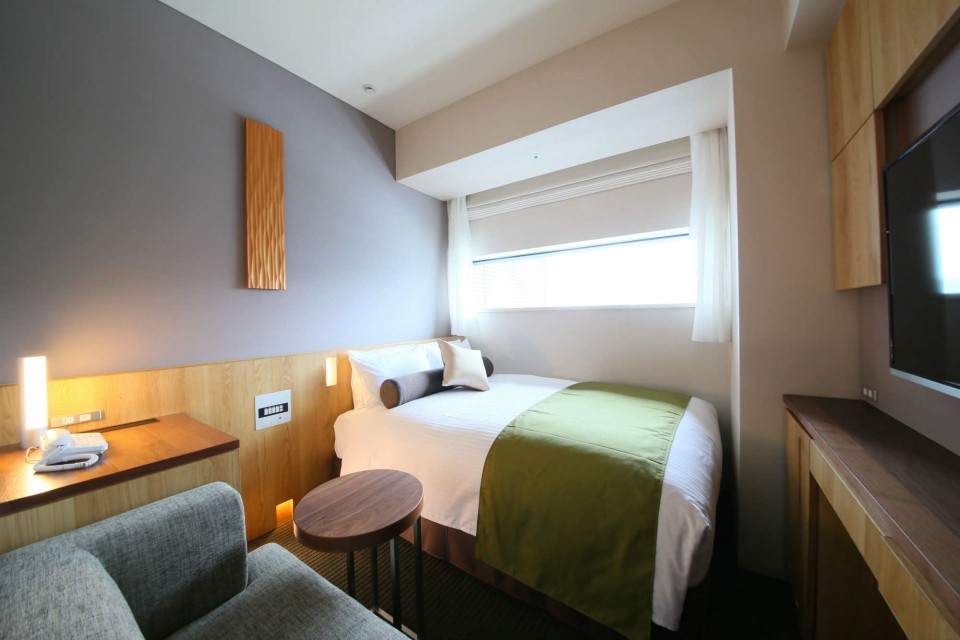 Guest Rooms - Standard Double Tokyo Hotel - Gracery Shinjuku City ...