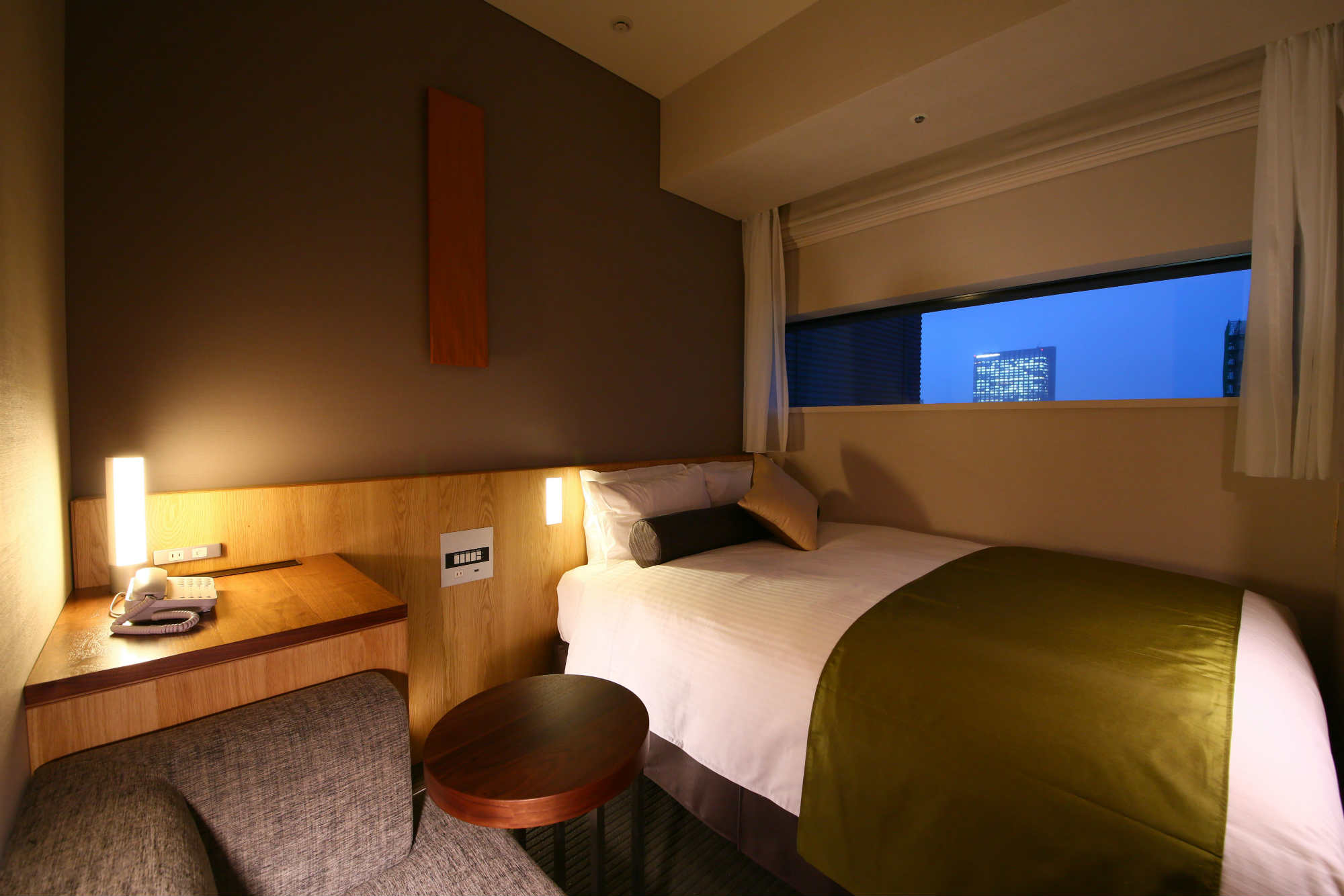Guest Rooms - Standard Single Tokyo Hotel - Gracery Shinjuku City ...