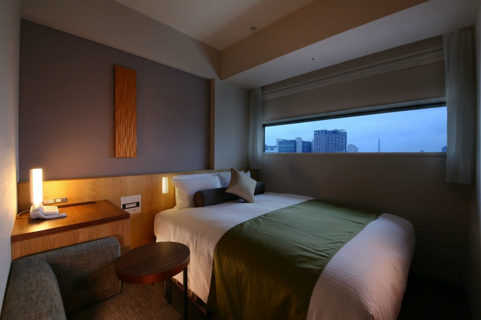 Guest Rooms - Superior Double Tokyo Hotel - Gracery Shinjuku City Center